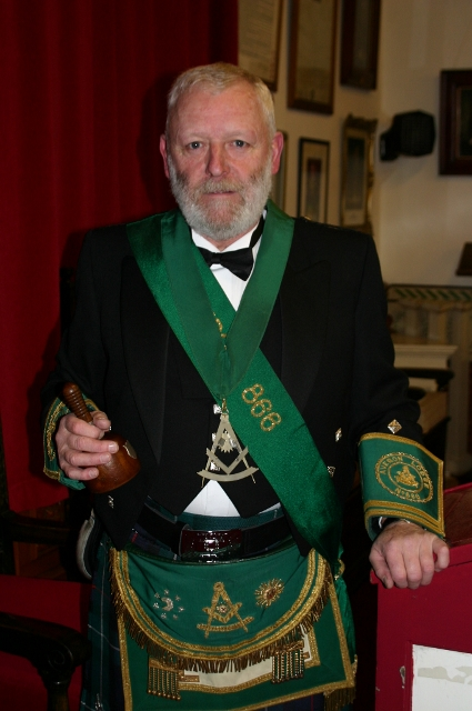 PM Bro Iain Duxbury